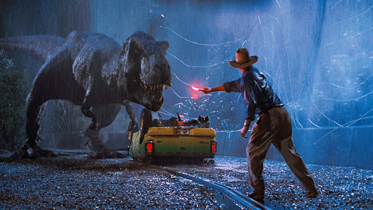 The Surprise of Jurassic Park