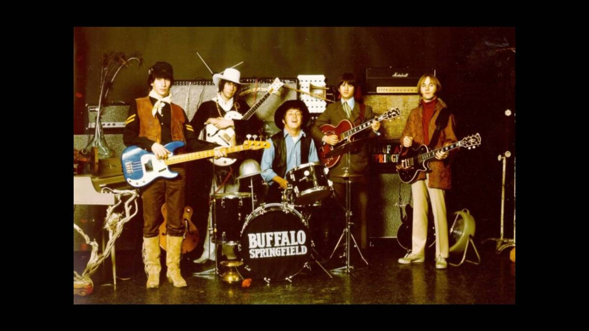 Remembering Buffalo Springfield