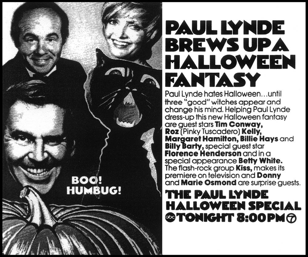 Paul Lynde HalloweenSpecial