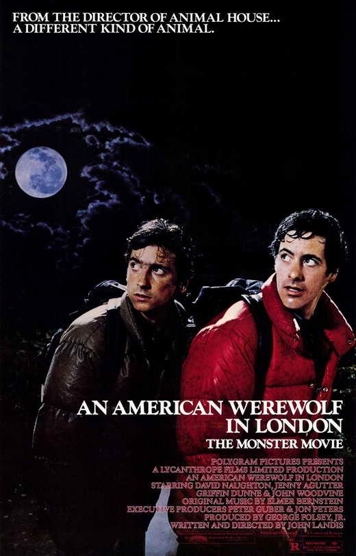 An American Werewolf In London1981