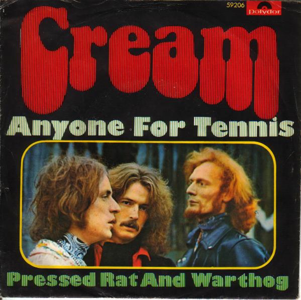 Cream – Anyone ForTennis