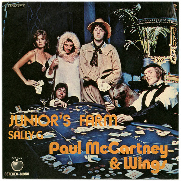 Juinor's Farm/Sally G  by Paul McCartney and Wings