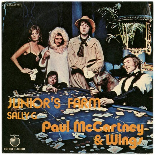 Image result for paul mccartney and wings sally g single images