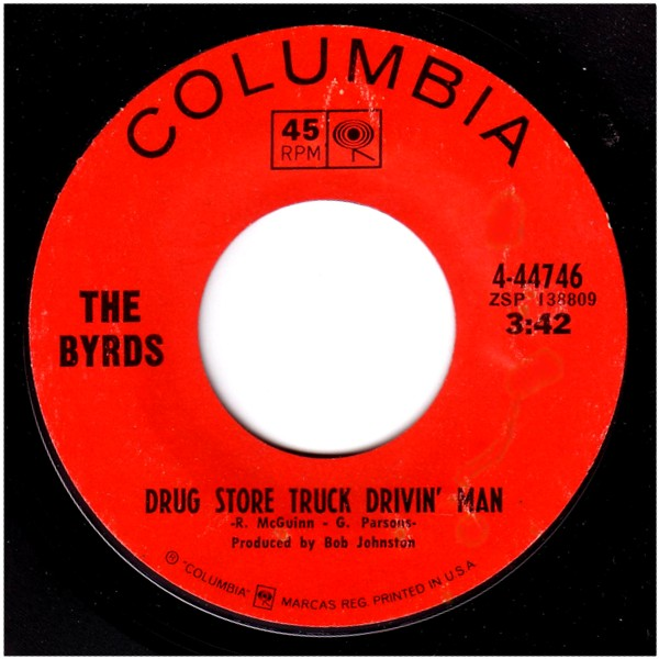 The Byrds – Drug Store Truck Driving Man