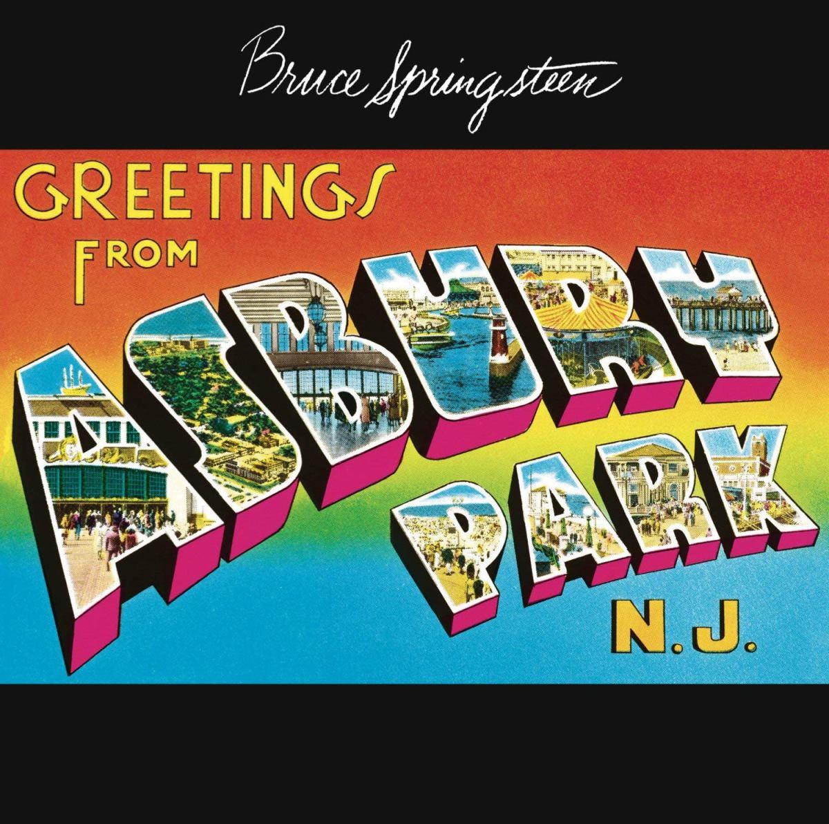 Bruce Springsteen – Greetings from Asbury Park,N.J.