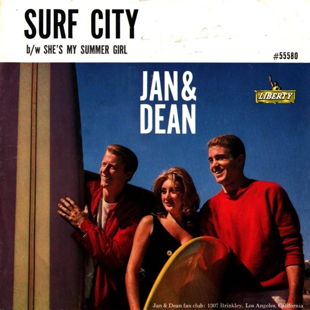 Jan and Dean – Surf City