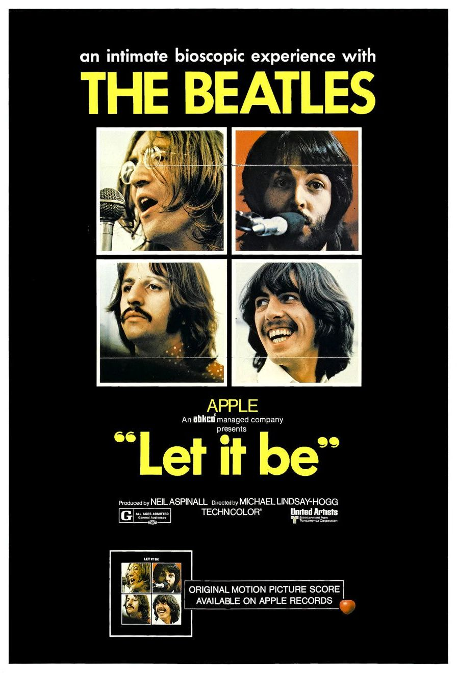 Let It Be movie 1970