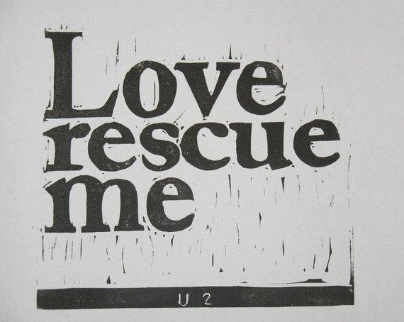 U2 – Love RescueMe