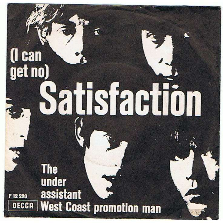 The Rolling Stones – The Under Assistant West Coast Promotion Man
