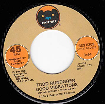Good Vibrations by Todd Rundgren