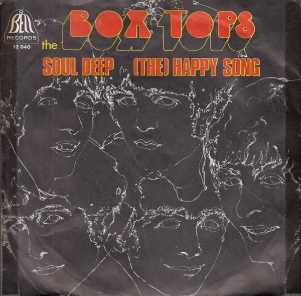 The Box Tops – SoulDeep