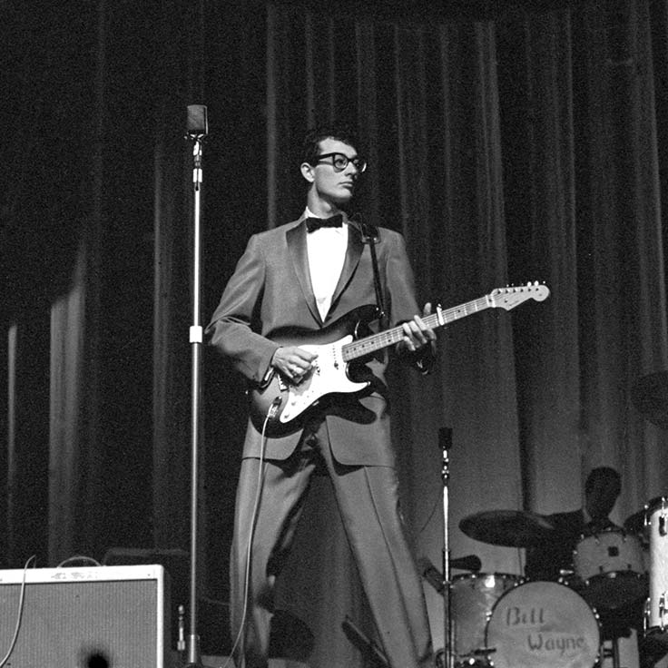 The Buddy Holly Influence