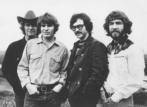 Creedence Clearwater Revival – Wrote A Song ForEveryone