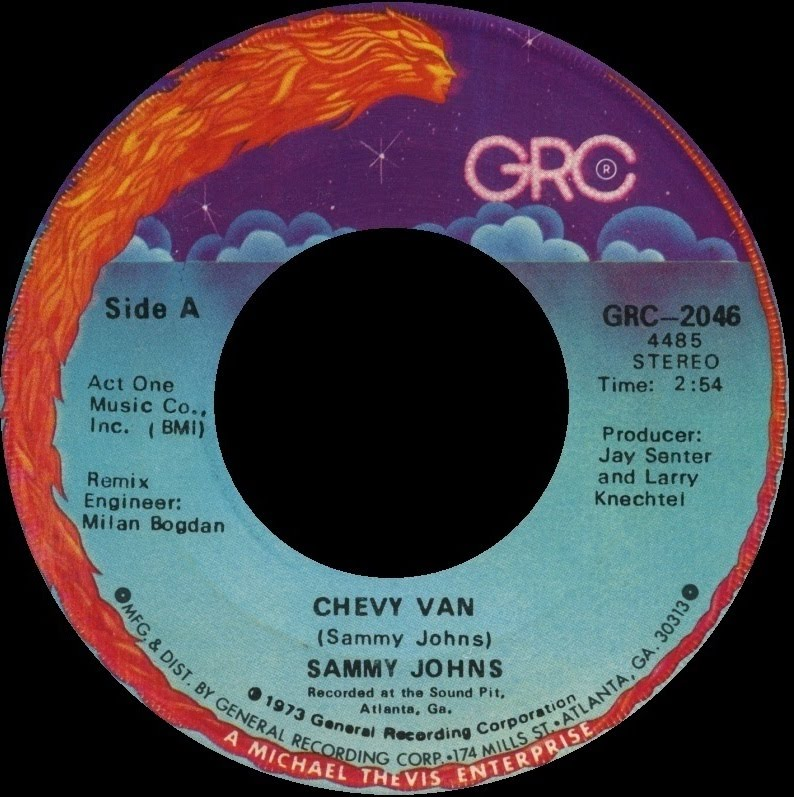Sammy Johns – Chevy Van