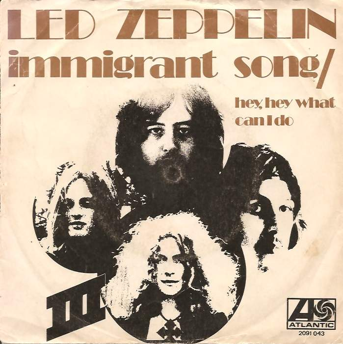 Led Zeppelin – Hey Hey What Can IDo