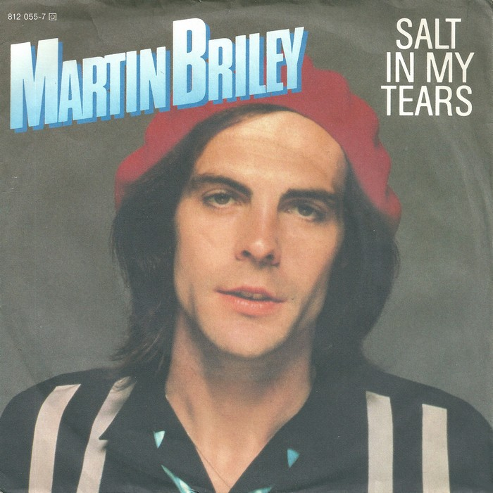 Martin Briley – Salt In MyTears