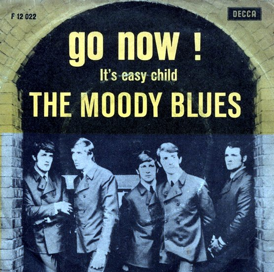 Moody Blues – Go Now – PowerPop… An Eclectic Collection of Pop Culture