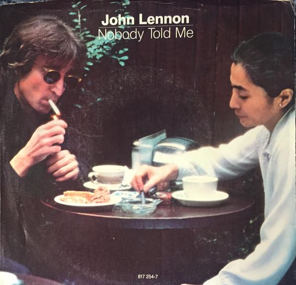 John Lennon – Nobody ToldMe