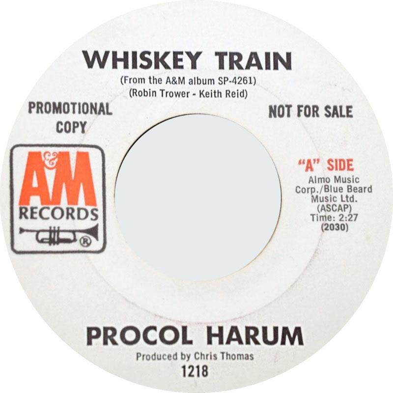 Procol Harum – WhiskeyTrain