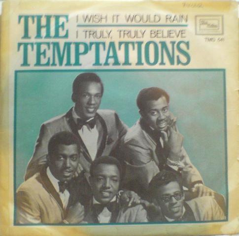 The Temptations – I Wish It WouldRain
