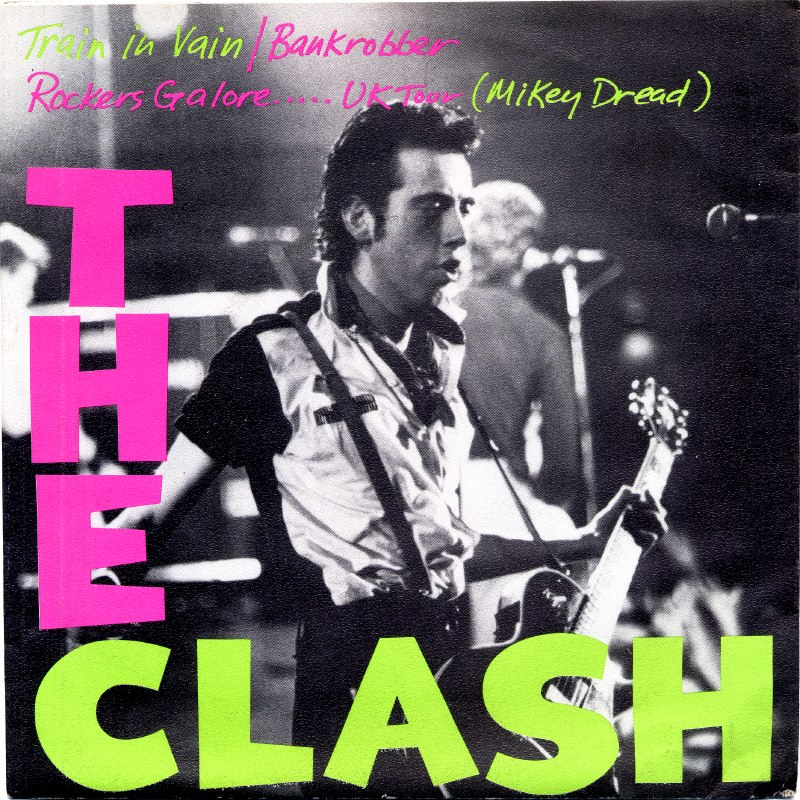 The Clash – Train In Vain