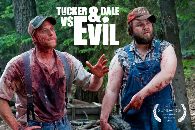 Tucker and Dale vsEvil