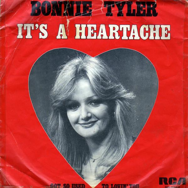 Bonnie Tyler – It's aHeartache