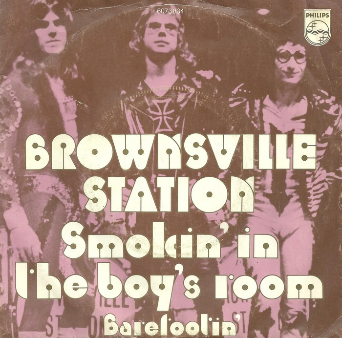 Brownsville Station – Smoking in the Boys Room