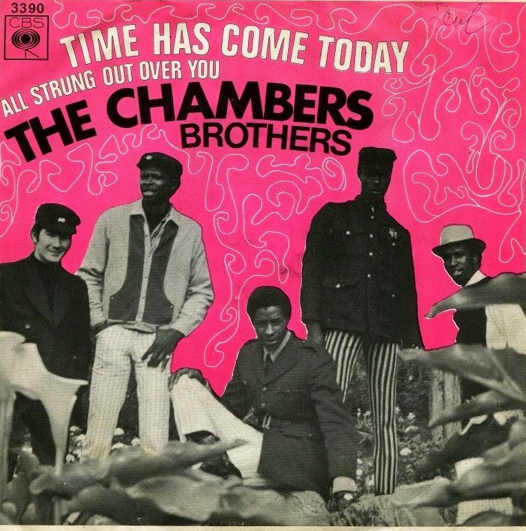 The Chambers Brothers – Time Has Come Today