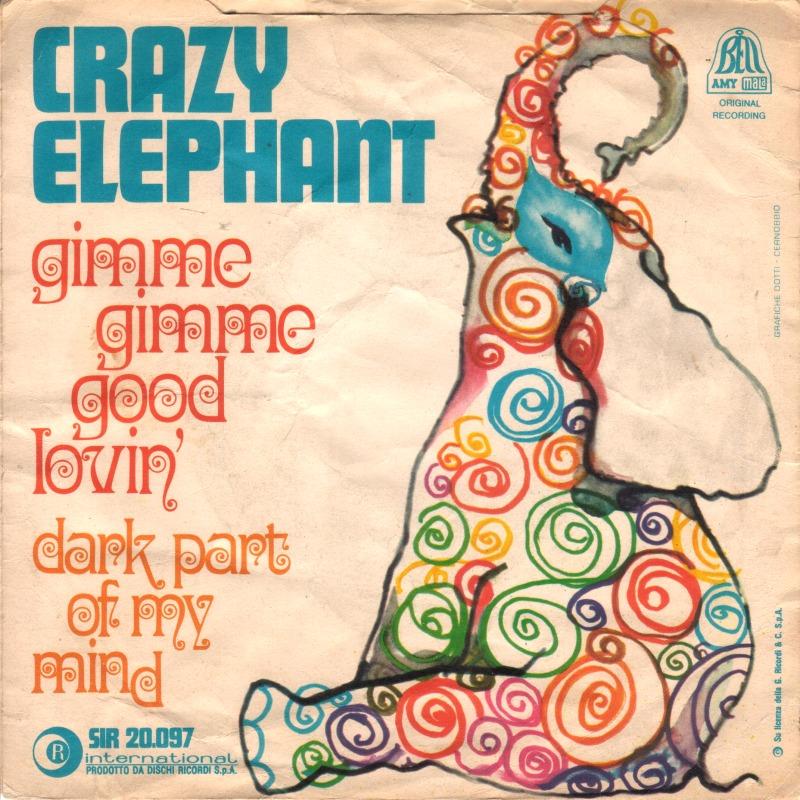 Crazy Elephant – Gimme Gimme GoodLovin'