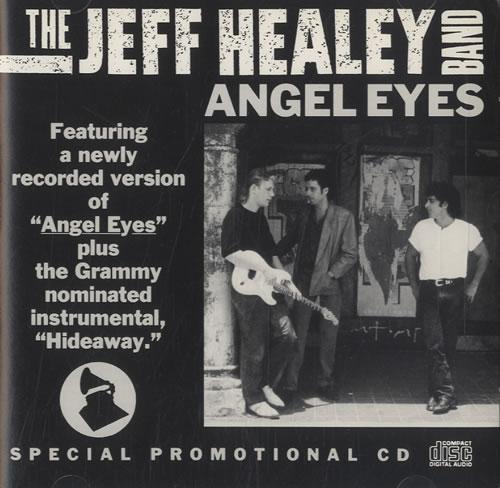 Jeff Healey – AngelEyes