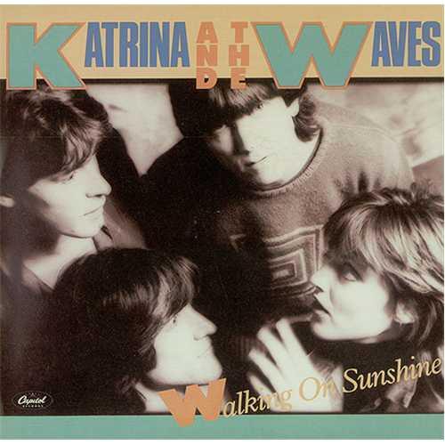 Katrina and the Waves – Walking onSunshine