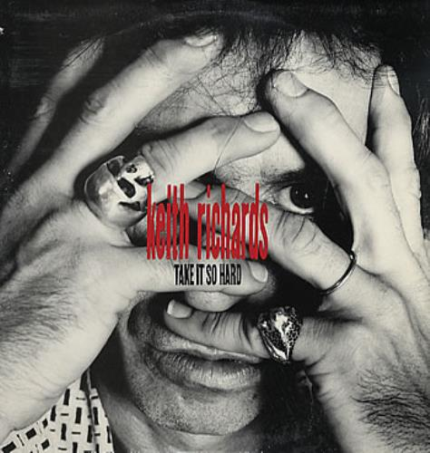 Keith Richards – Take It So Hard