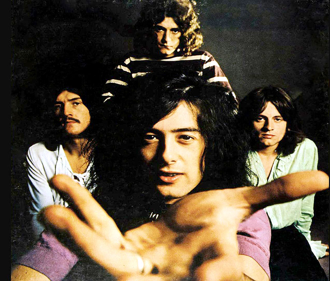 ranking led zeppelin albums 1 5 powerpop an eclectic collection of pop culture. Black Bedroom Furniture Sets. Home Design Ideas