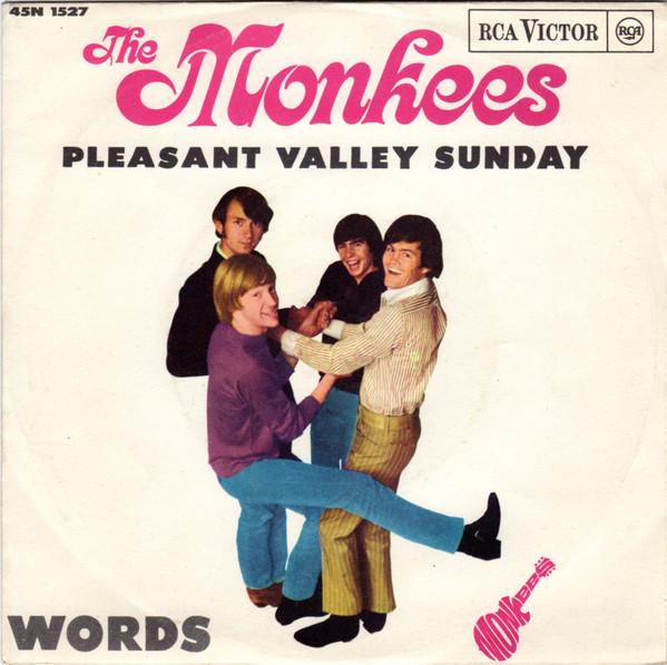 The Monkees – Pleasant Valley Sunday