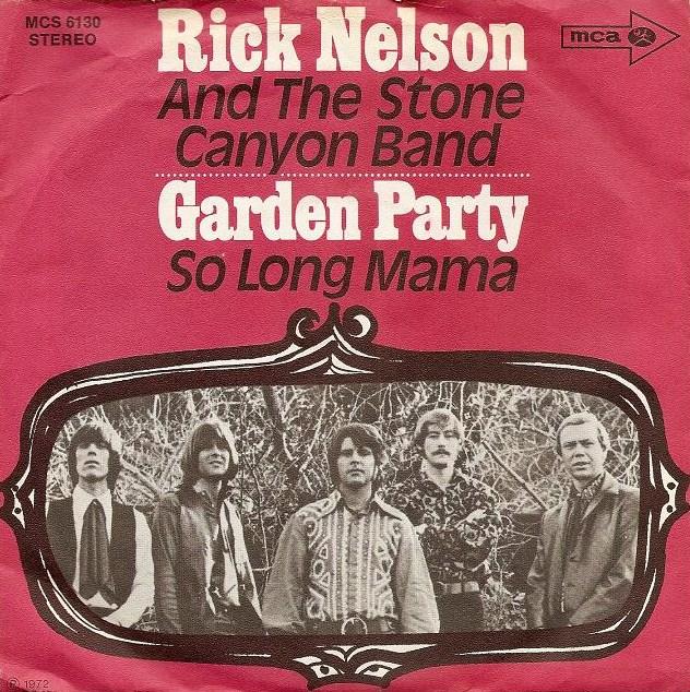 Ricky Nelson – GardenParty
