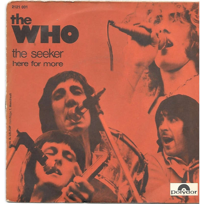 The Who – The Seeker