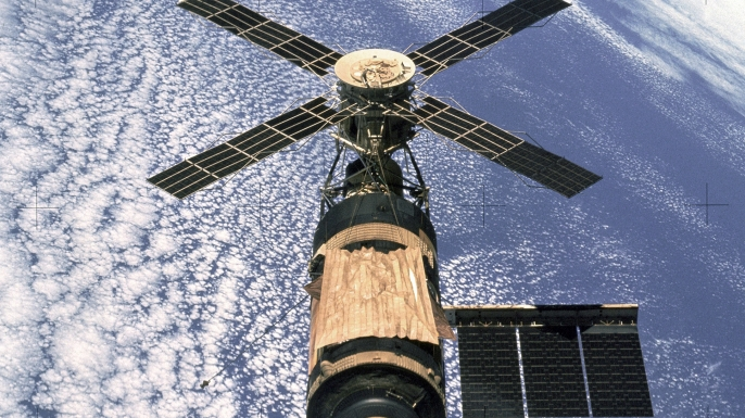 The Skylab is Falling!