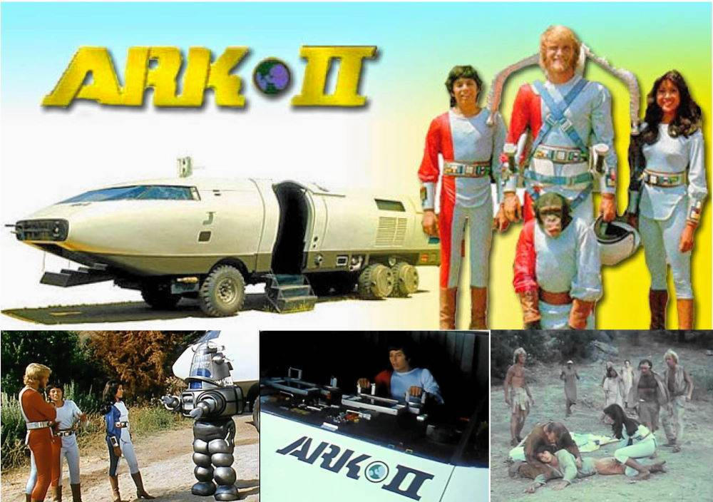 70s Saturday Mornings – Ark II