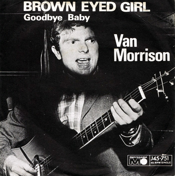 Van Morrison – Brown EyedGirl