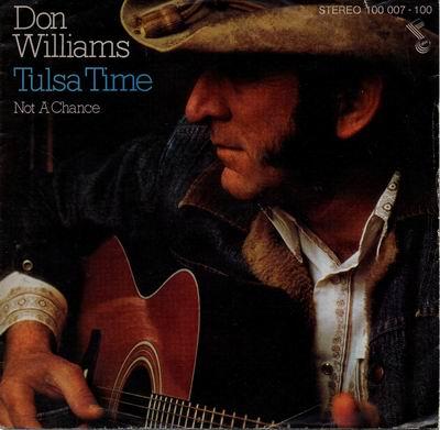 Don Williams – TulsaTime