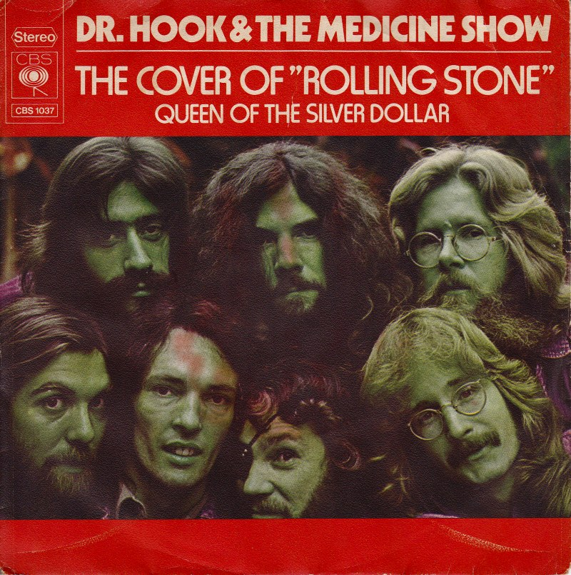 Dr. Hook – The Cover of the Rolling Stone