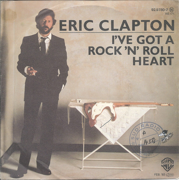 Eric Clapton – I've Got a Rock 'n' Roll Heart