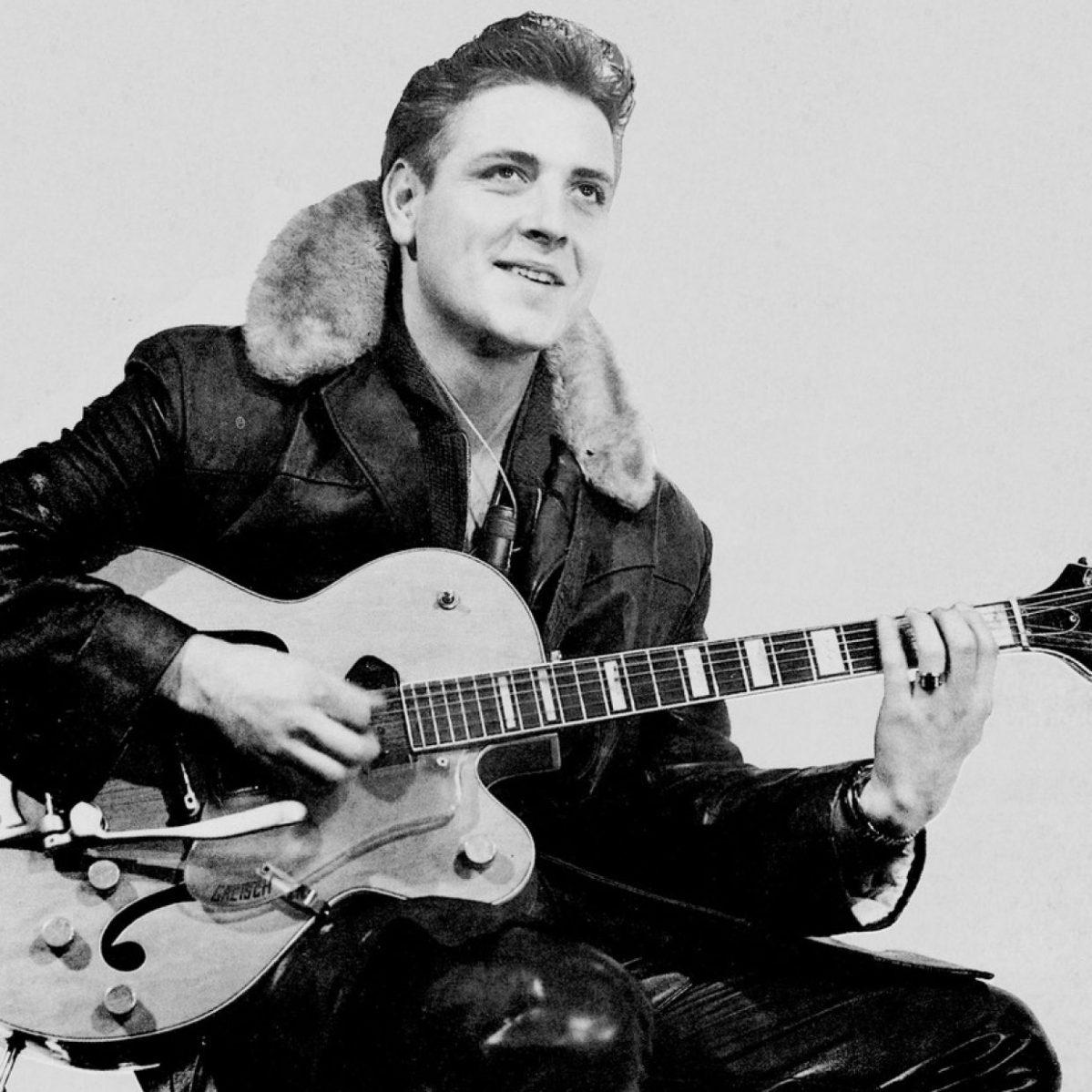 Eddie Cochran 50s GuitarHero
