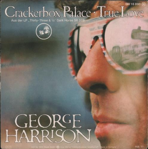 George Harrison – Crackerbox Palace