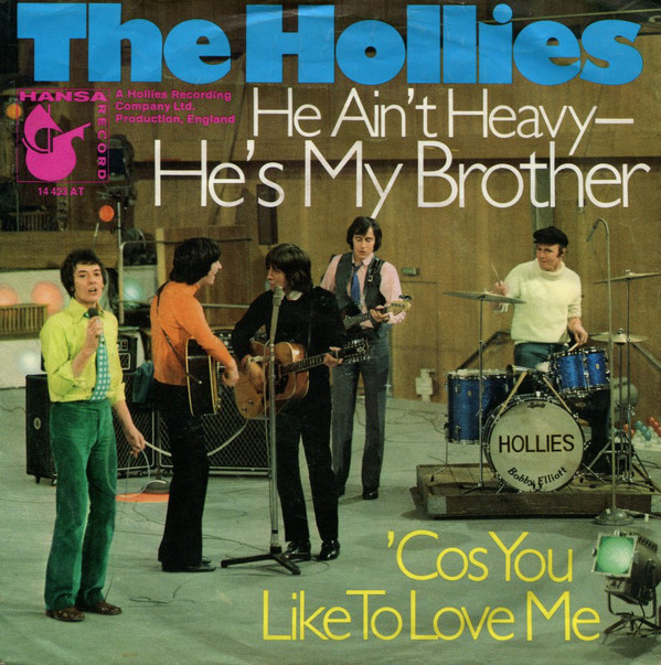 The Hollies – He Ain't Heavy (He's My Brother)