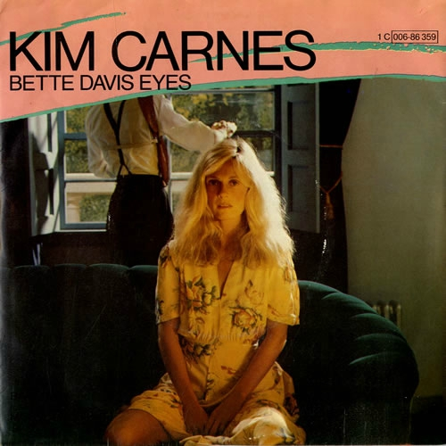 Kim Carnes – Bette DavisEyes