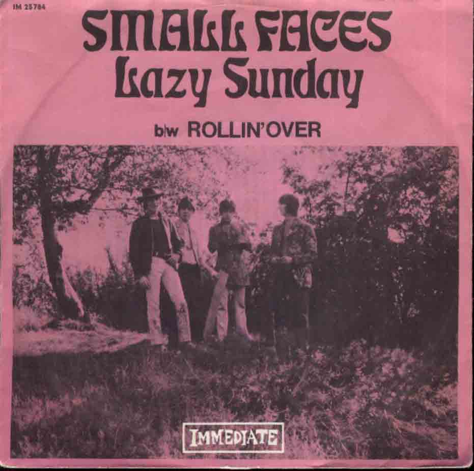 The Small Faces – LazySunday