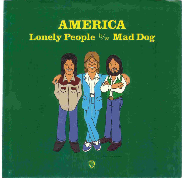 America – LonelyPeople