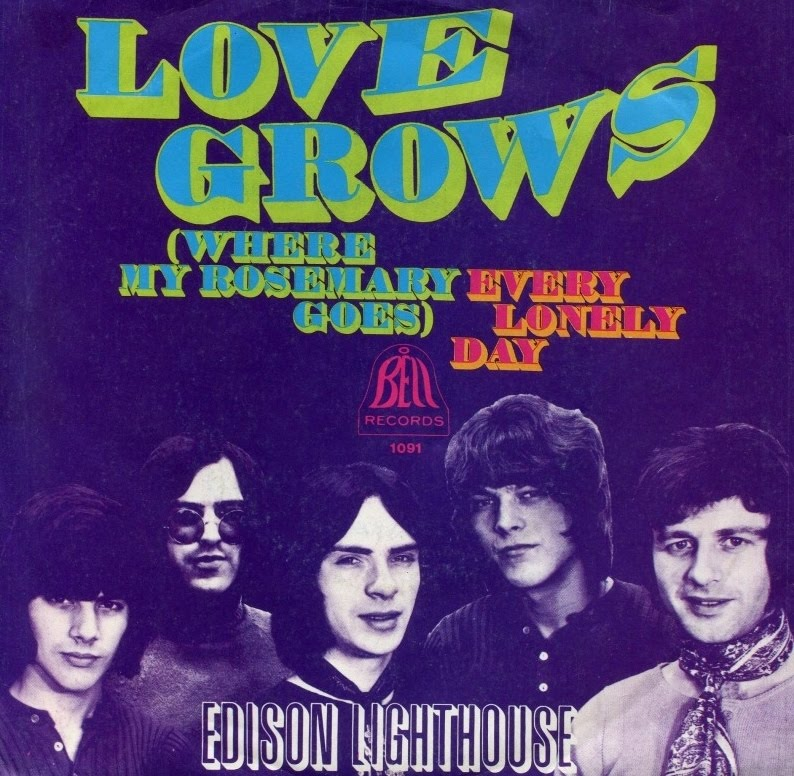 Love Grows (Where My RosemaryGoes)